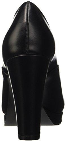 BATA 7216289, Chaussures à Talon à Bout Fermé Femme Noir - Nero (Nero)