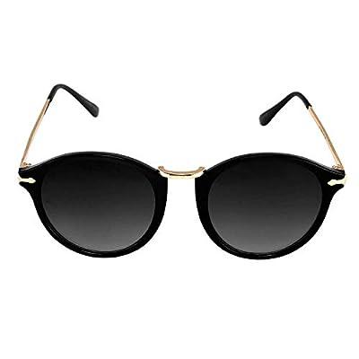 670d9e79384b Younky Unisex UV Protected Round Stylish Mercury Sunglasses For Men Women  Boys   Girls (RPRDWAY-BB