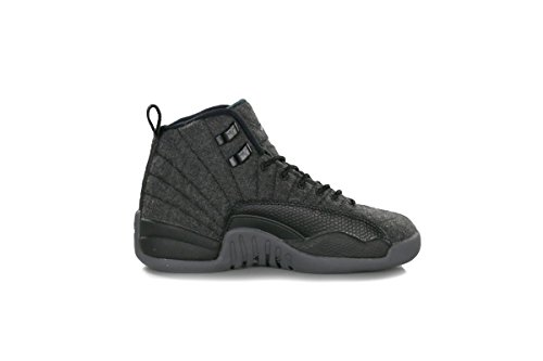 Nike 852626-003, espadrilles de basket-ball garçon Gris