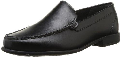 Rockport Classic Loafer Venetian, Mocassins homme Noir (Black)