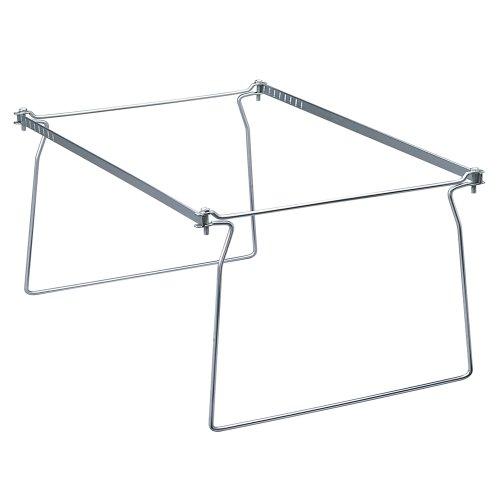 SMEAD Stahl-Hängeregistratur Ordner Rahmen, Größe Legal, Gray (64868)