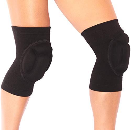 Hard Cap Ginocchiere con spalline in ginocchio di sicurezza lavoro protezione in schiuma Imbottitura Rolson