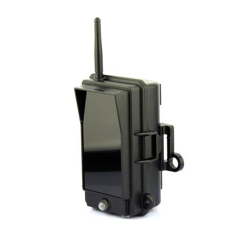 ir22bw 128pcs Nero LED IR Extender caccia flash infrarossi Telecamere IR Booster per gioco (Ir Booster)