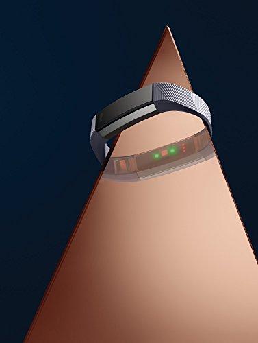 Fitbit Alta Hr Armband zur Herzfrequenz-und Fitnessaufzeichnung