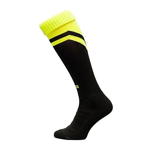 Fußballstutzen Modell S Fußball Strümpfe Stutzen 100% Atmungsaktiv viele Farben
