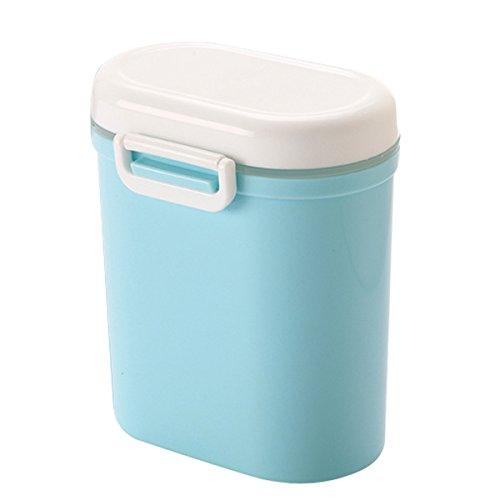 Benradise Portable Babynahrung Milchpulver Box Snack Container Milchpulverspender Aufbewahrung (Milchpulver-box)