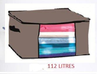 HOUSSE DE RANGEMENT SOUS VIDE TAILLE S 112L