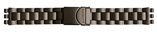 Swatch Irony AYCT4000AG - Bracciale in alluminio, 19 mm