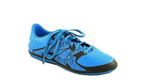 adidas, S77893, X 15.3 IN J, Kinder Hallensportschuhe, blau Blau