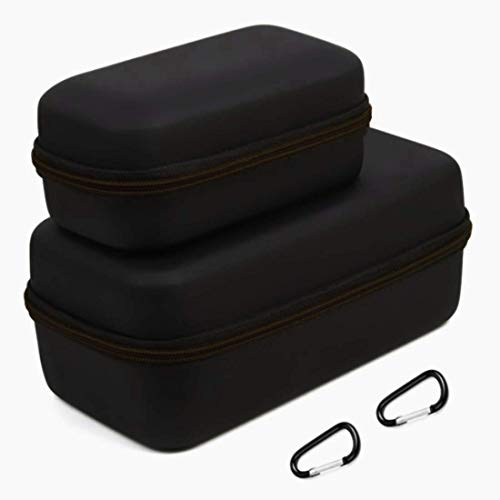 KINGWON Transporttasche Carrying Case für DJI Mavic 2 PRO/Mavic 2 Zoom Drone und Fernbedienung,aus PU Leder, Wasserdicht