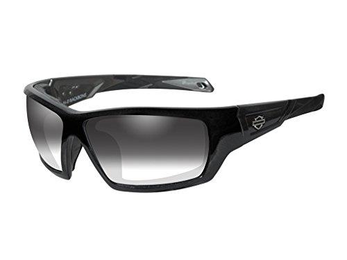Preisvergleich Produktbild Harley-Davidson Wiley X Backbone LA Light Adjusting Motorrad Brille