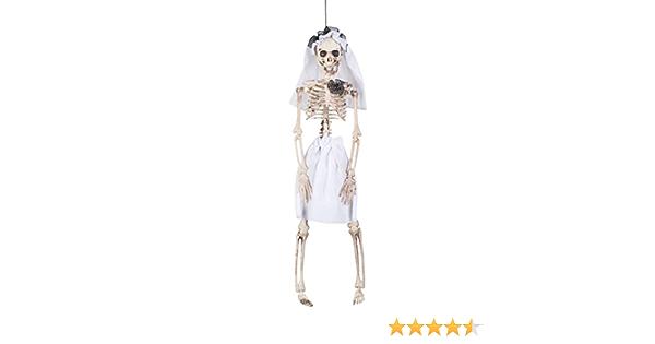 Boland 72089/ et Autres Jouets /Statue de Squelette mari/ée