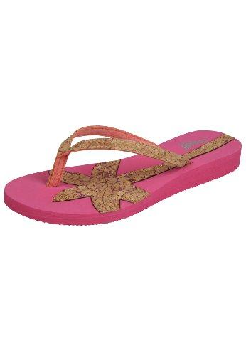"Capelli New York Zehensandale ""Palmtree"" Pink Combo"