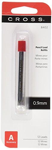 Cross Bleinstiftminen In der offiziellen Verpackung Bleistift 12 Minen, 0.9 mm, graphit
