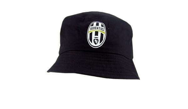 Juventus F.C. Bucket Hat  Amazon.co.uk  Sports   Outdoors b5e6b85d559