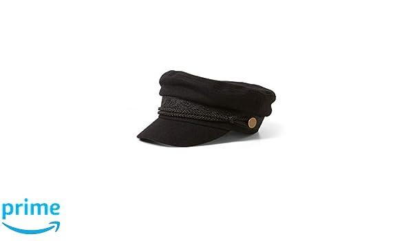 Tom Tailor Casual Women s Modische Fischerman´s Mütze Cap Baseball (Black 2  12752) c54aec90db54