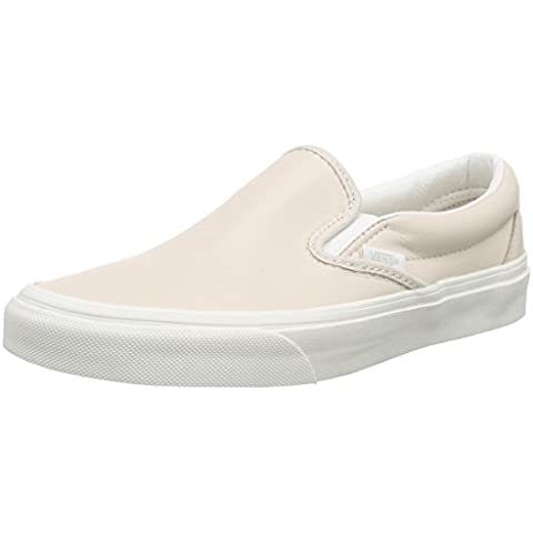 VansU CLASSIC SLIP-ON PERF LEATHER - zapatillas mujer