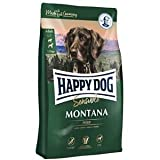 Happy Dog Supreme Sensible Montana - Pferd 4 kg