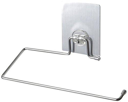 Compactor Bestlock Magic extraíbles pequeños-Colgador de Toallas, Plata