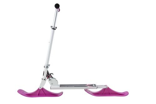 STIGA Kinder Kick Scooters For Snow, White/Pink, One size