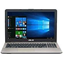"""Asus X541UA-GQ1248T Notebook, Display da 15.6"""", Processore i3-6006U, 2 GHz, HDD da 500 GB, 4 GB di RAM, Nero [Layout Italiano]"""