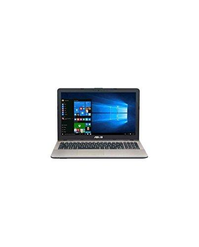 """Asus X541UA-GQ1678T Notebook, Display da 15.6"""", Processore i3-6006U, 2 GHz, SSD da 256 GB, 4 GB di RAM, Nero [Layout Italiano]"""