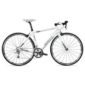 Vélo Femme MERCKX AFX Tiagra Blanc Bleu - taille cadre: 43