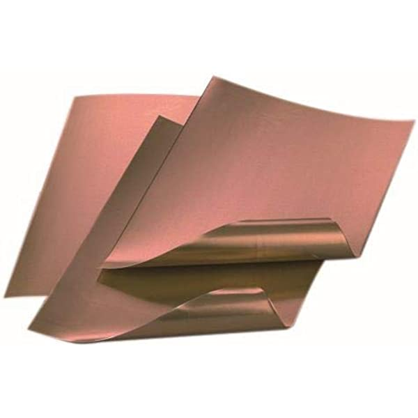 10er-Set 30x20 CmMehrzweck Selbstklebende Kupferfolie//Kupferblech