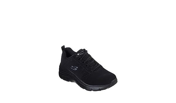 Skechers True Feels Sneaker Nera da Donna 88888366 BBK