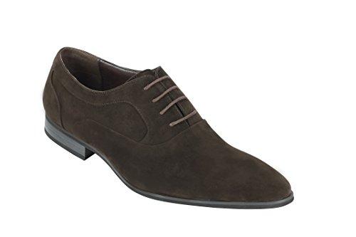 Xposed , Chaussures à lacets homme daim marron