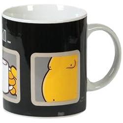 Unitedlables - 0806480 - Taza de Los Simpsons: Homer, el último hombre perfecto [Importado de Alemania]