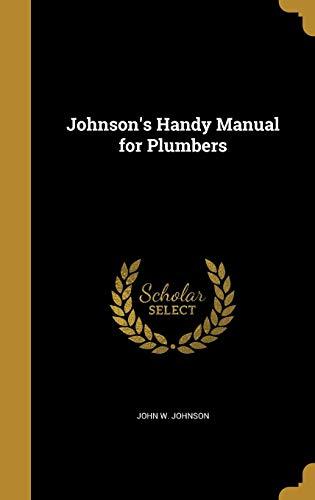 JOHNSONS HANDY MANUAL FOR PLUM Plum Handy