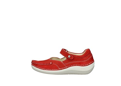 Wolky 4804157 Rot