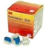 50 Original 3M Scotchlok Kabelverbinder 314 im Originalkarton