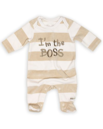 The Essential One - Unisex Mono Pelele para bebé I'm the Boss logo EO93