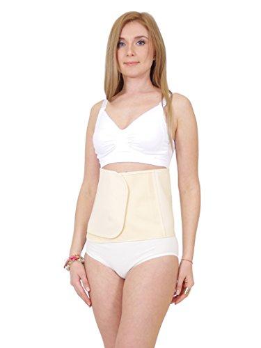 Rückbildungsunterstützende Bauchbinde aus Bio-Baumwolle von CARRIWELL, 180, Größe S/M - Bauch Xl Für Frauen Bindemittel
