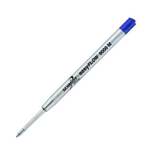 easyflow-schmidt-9000-parker-ricarica-per-penna-a-sfera-colore-blu-confezione-da-6-pezzi