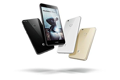 Huawei P8 Lite - Smartphone Libre DE 5 2  IPS LCD  3 GB RAM  16 GB  C  mara 12 MP  Android 7 0   Versi  n 2017  Color Negro