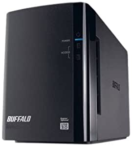 Buffalo DriveStation Duo Disque dur externe USB 3.0 4 To
