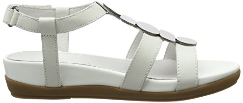 Stonefly Eve 5, Sandales Bout Ouvert Femme Blanc (Bianco 150)