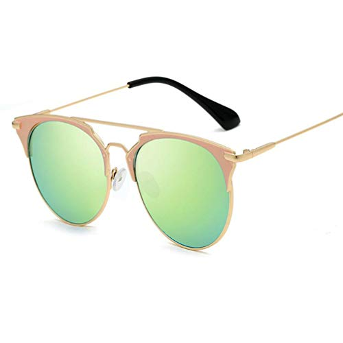Polarisierte Sonnenbrillen für Damen, stilvolle polarisierte Sonnenbrillen für Damen Star Glasses 100% UV-Schutz,D