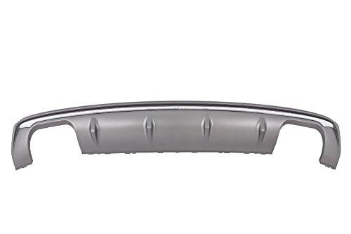 KITT/® FPRRSL320A Parachoques trasero de aluminio