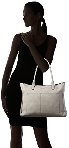 GERRY WEBER  Moonrise Shopper, shoppers femme Gris clair