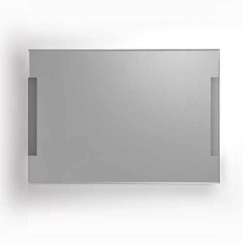 Badezimmerspiegel mit Beleuchtung – Euskirchen 90 cm - 2