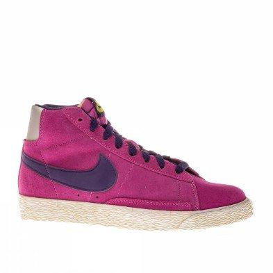 Nike Sneaker Ragazza Blazer Mid Vintage (PS) FUCSIA/VIOLA