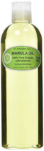 Aceite Marula transportista Dr. Adorable orgánico