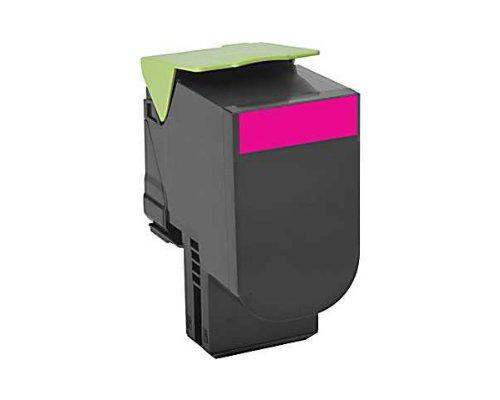 Preisvergleich Produktbild LEXMARK 800H4 Toner gelb Standardkapazität 3.000 Seiten 1er-Pack