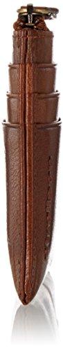 Strellson Edwyn Coinpocket H6 4010001474 Herren Münzbörsen 11x9x1 cm (B x H x T) Braun (cognac 703)