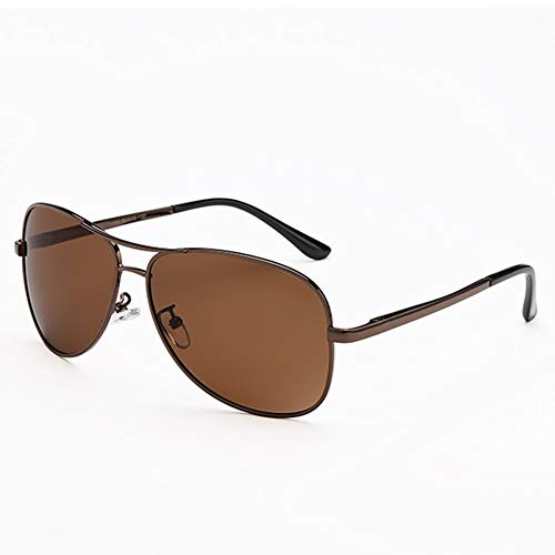 YIWU Brillen Pilot Sunglasses Mens Polarized Sunglasses Womens Mirrored Lens Brillen & Zubehör (Color : 2)