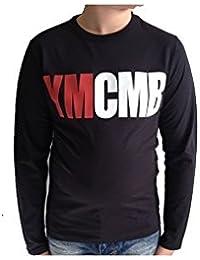 Ymcmb - Tee shirt Ymcmb noir - 8 ans,10 ans,12 ans,14 ans,16 Ans